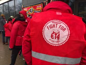 """Algemene centrale van ABBV keurt loonakkoord af: """"Belediging van de werknemers"""""""