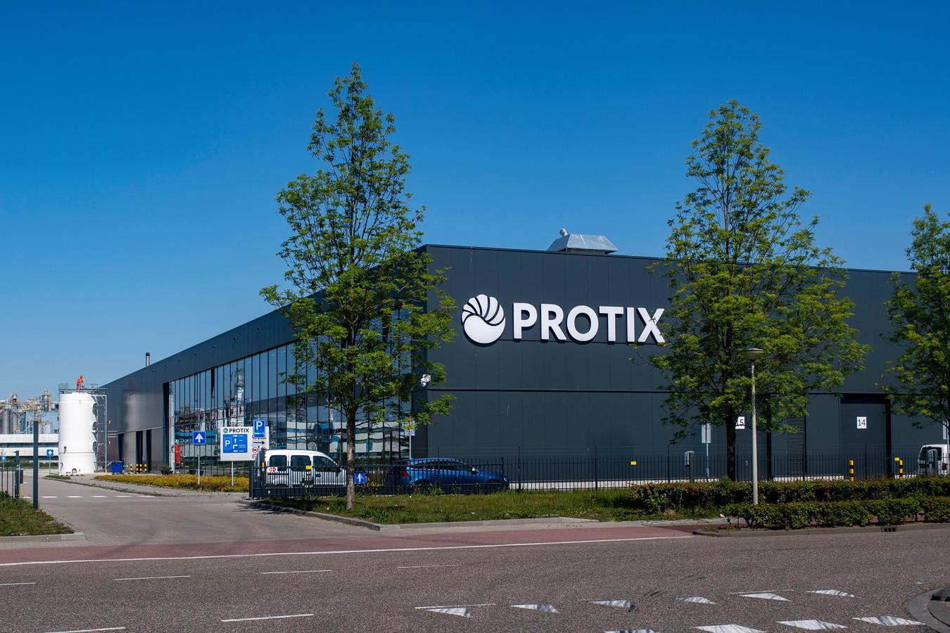 Insectenfabriek Protix kan uitbreiden omdat provincie pachtvoorwaarden grond aanpast.