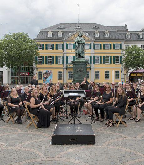 Harmonie Kaatsheuvel wil tastbare herinnering aan viering gouden jubileum nalaten