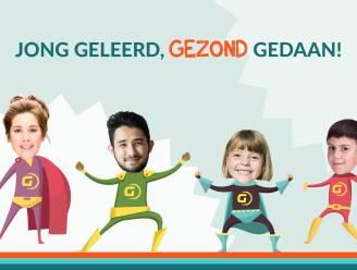 Stad Zottegem en Logo Gezondplus sturen gezinnen op zoektocht
