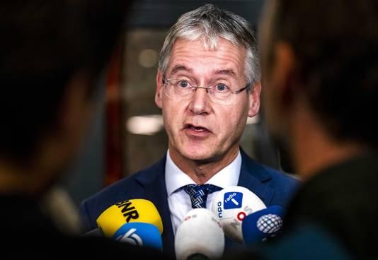 Arie Slob, minister voor Basis- en Voorgezet Onderwijs