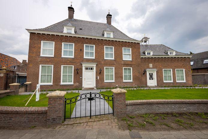 Het Lipshuis aan de Grotestraat in Drunen.