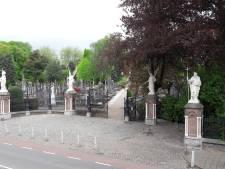 Eeuwenoude beuk op monumentale begraafplaats 't Heike gekapt, 'Heel erg, maar het kon niet anders'