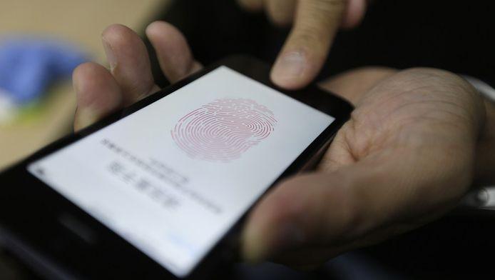 """Le passeport biométrique d'Apple """"Touch ID"""""""
