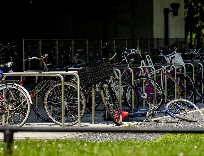 Aangifte van fietsendiefstal: menigeen neemt de moeite niet.