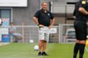 PEC Zwolle-trainer Art Langeler.