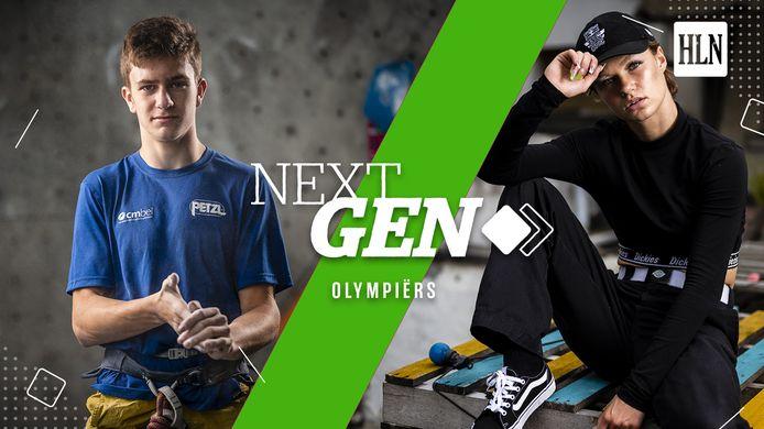 Next Gen Olympiërs.