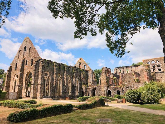 L'Abbaye de Villers propose des activités géniales pour les enfants.