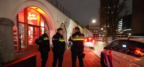 Melding wapengeweld bij bar in Rotterdam-Noord, slachtoffer en dader spoorloos