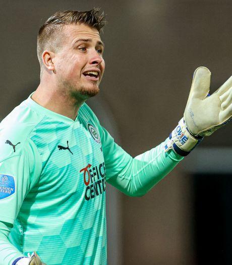 FC Groningen-goalie Padt naar Bulgaarse topclub Ludogorets