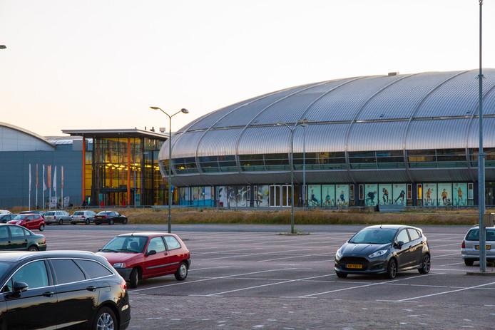 De Sportboulevard in Dordrecht.