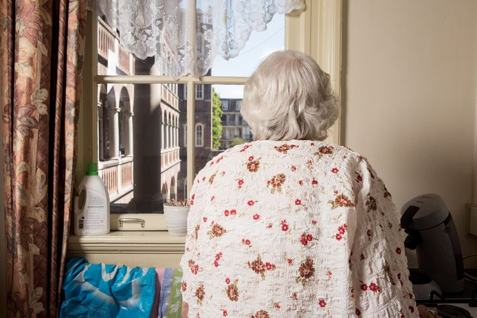 niels blekemolen, ouderen, eenzaam, zomer, editie, Pals, Meij, Parool PS van de week, 21 juli 2018 Zomernummer Eenzame ouderen
