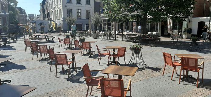 Terrassen in en rond Aalten, Dinxperlo en Bredevoort: groter en gratis.