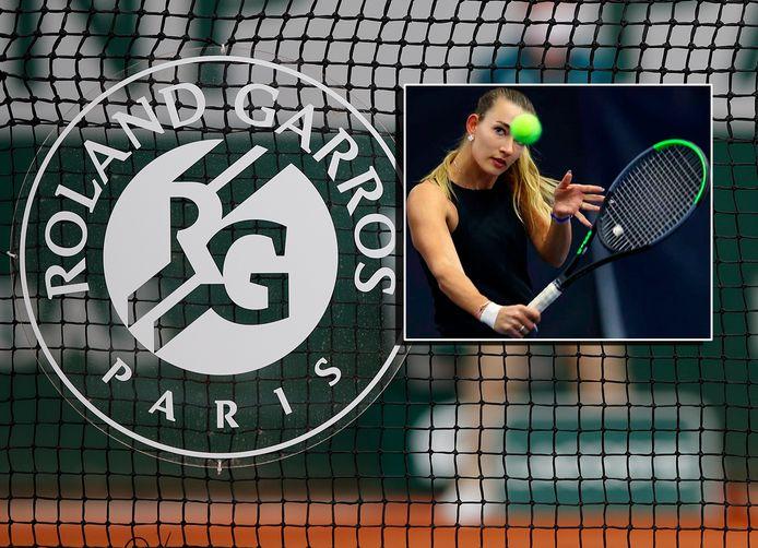 Roland Garros. Inzet: Yana Sizikoa