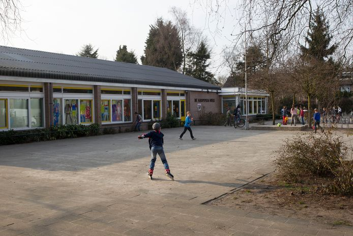Basisschool De Krommen Hoek.