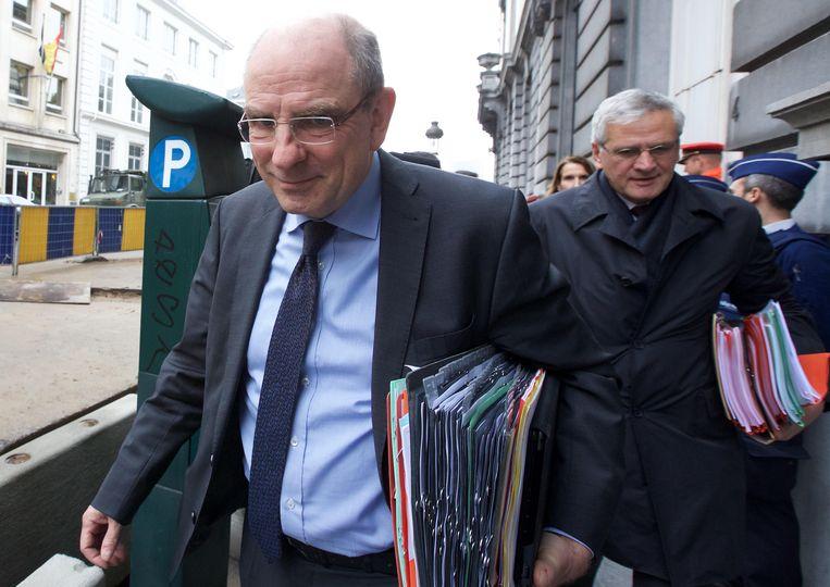 Justitieminister Koen Geens (CD&V). Beeld BELGA