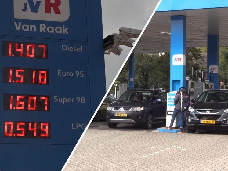 Brabanders tanken massaal in België: 'Het scheelt 15 tot 20 cent per liter'