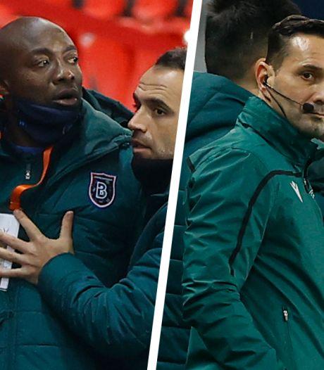 """""""Pourquoi vous dites négro?"""": l'UEFA ouvre une """"enquête approfondie"""" après l'incident raciste lors de PSG-Basaksehir"""