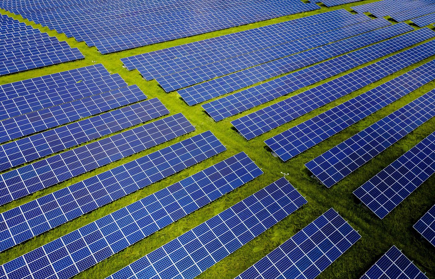 Zonneparken in Sint-Michielsgestel worden maximaal 10 hectare groot.