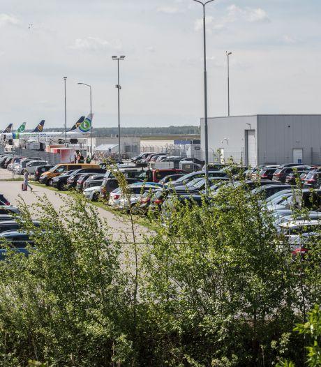 GL en PvdA hebben vragen over bouw parkeerflat Eindhoven Airport