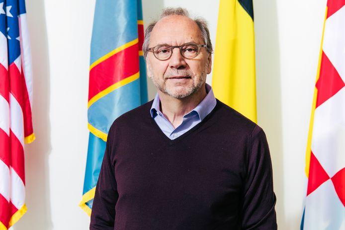 Wetenschapper Peter Piot.