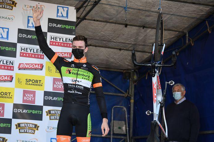 Maik Van Der Heijden reed afgelopen zondag zijn laatste wedstrijd als veldrijder in Oostmalle.