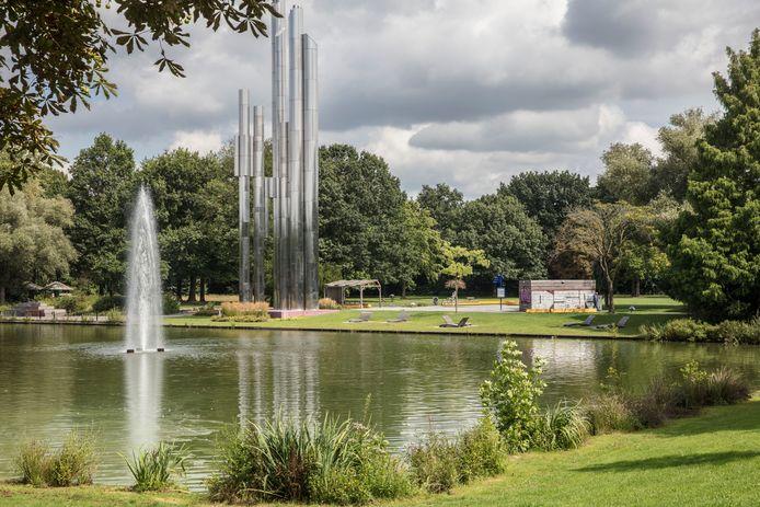 Henri Dunantpark in Eindhoven