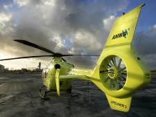 Traumahelikopter rukt twee keer uit voor ongevallen op Mennus Festival in Maren-Kessel