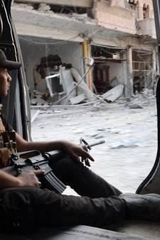 Tientallen Syrische rebellen gedood door autobom
