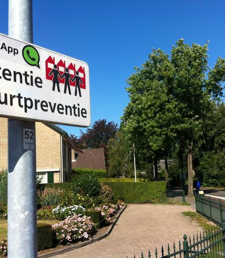 Buurtappgroep in 's-Heerenberg pakt winkeldieven