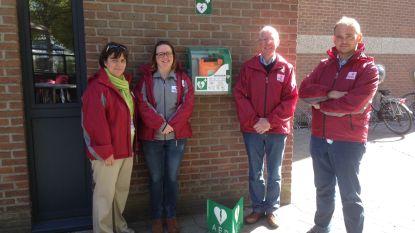 Leopoldsburg investeert in AED's