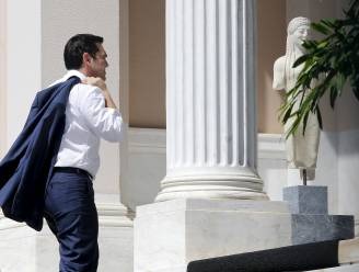 """Tsipras gooit dissidente stemmen uit regering"""