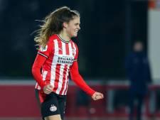 PSV-topscorer Smits haakt af bij Leeuwinnen