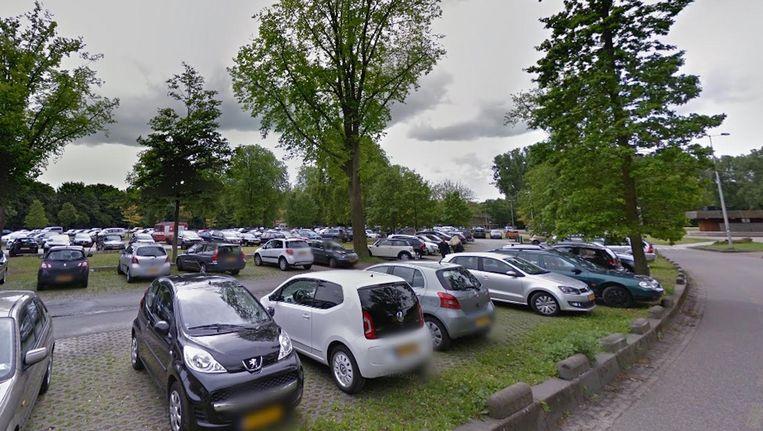De eerste drie uur parkeer je gratis Beeld Google Streetview