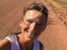 Ingrid IJsebaert uit Hulst loopt 1021 kilometer door Australië