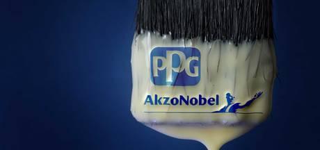 PPG neemt de tijd voor mogelijke overname AkzoNobel