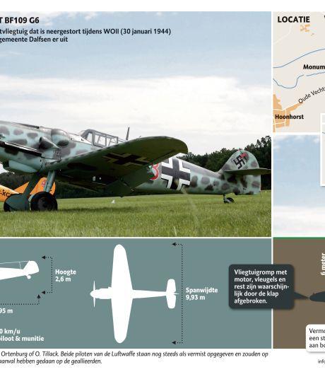 Wordt 77 jaar na vliegtuigcrash lot van Duitse piloot duidelijk?