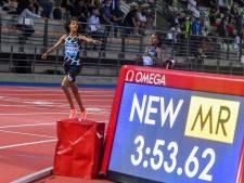 Hassan imponeert met beste jaartijd op 1500 meter, Nederlands record voor Bol