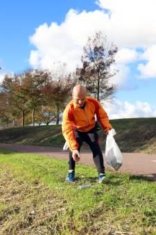 Vrijwilligers willen Nissewaard een stukje schoner maken tijdens World Cleanup Day