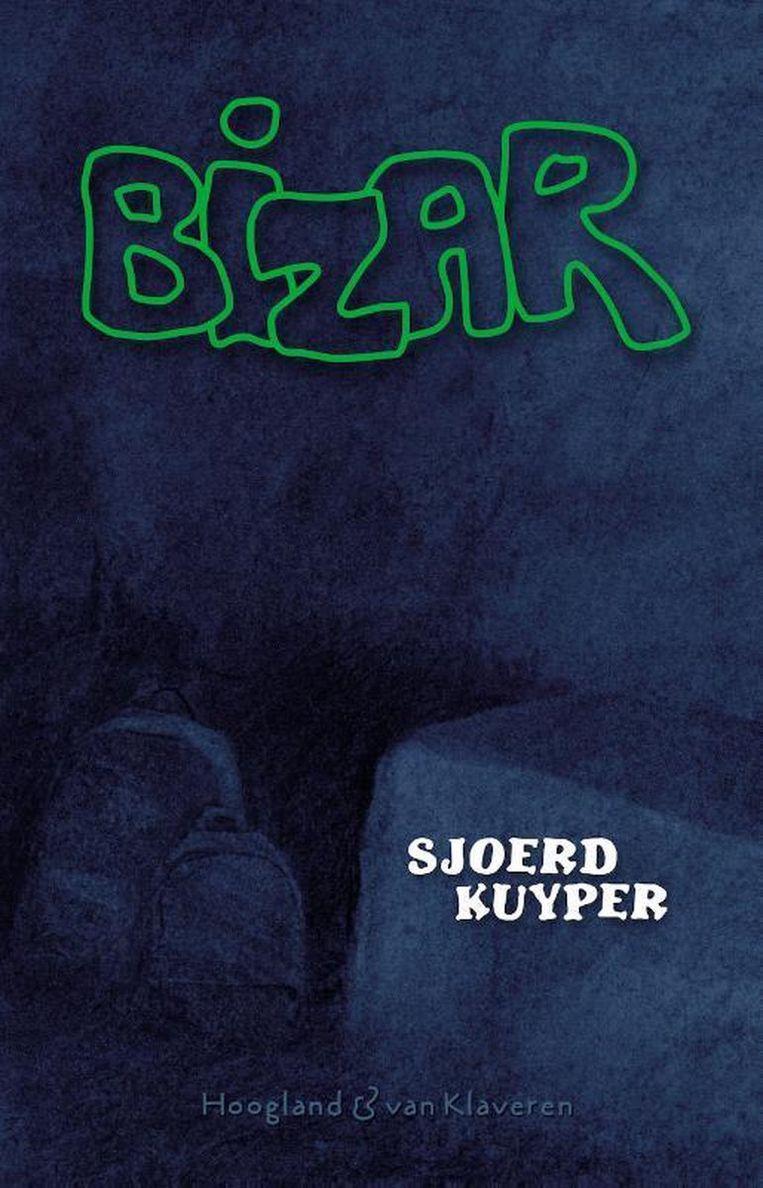 'Bizar' van Sjoerd Kuyper. Beeld
