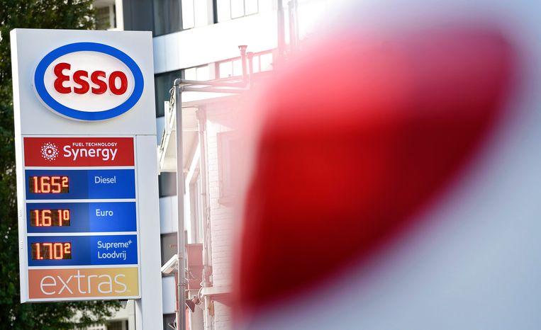 Il Belgio è uno dei paesi diesel più costosi d'Europa.  foto notizie foto