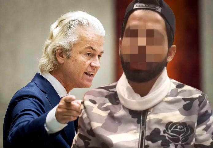 Junaid I. wilde Geert Wilders 'naar de hel sturen'. Nu staat de Pakistaan voor de rechter.