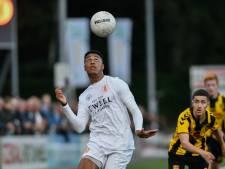 Van Sparta Nijkerk naar Jong FC Utrecht: Dylan Timber (21) volgt zijn broers Jurriën en Quinten naar het profvoetbal