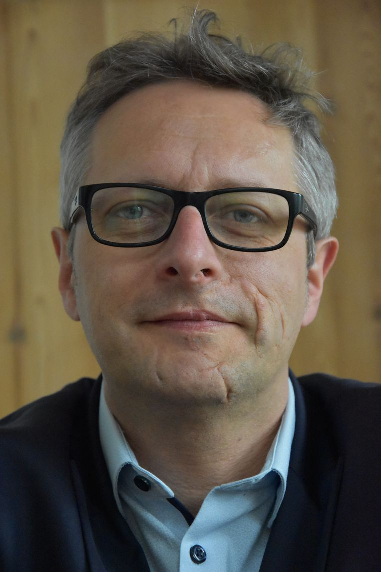 Tom Decorte: 'We zijn de war on drugs aan het verliezen, we moeten nadenken over een andere aanpak.' Beeld RV