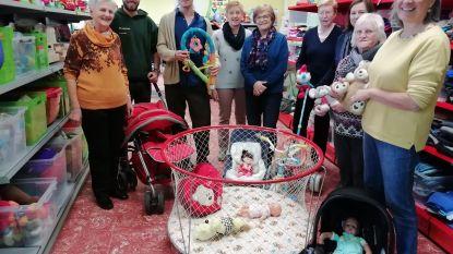 KVLV opent 'Mamadepot' in leegstaande kleuterschool