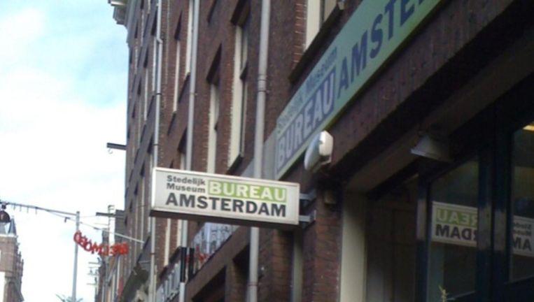 SMBA, gevestigd in de Rozenstraat, werd in 1993 opgericht Beeld Alper Çu¿un via Flickr