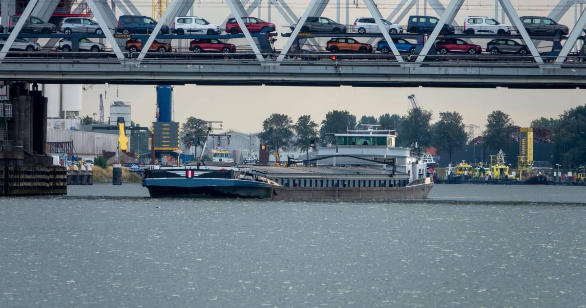 Zak geld voor bouw waterstofschip   Binnenland - AD.nl