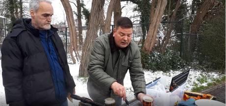 Soep is bijzaak bij Bergs soepproject