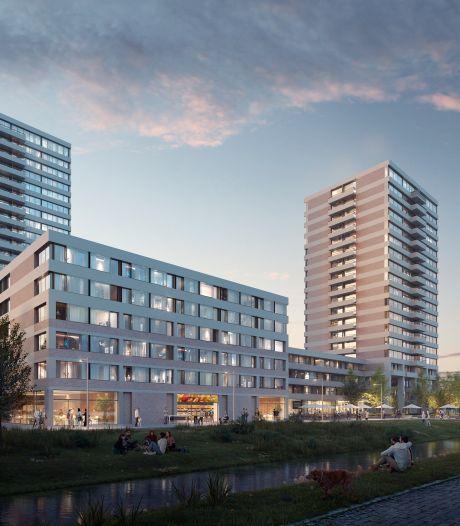 Hoogbouw op komst in Rotterdam-Ommoord: plannen voor woontorens van 22 en 20 lagen