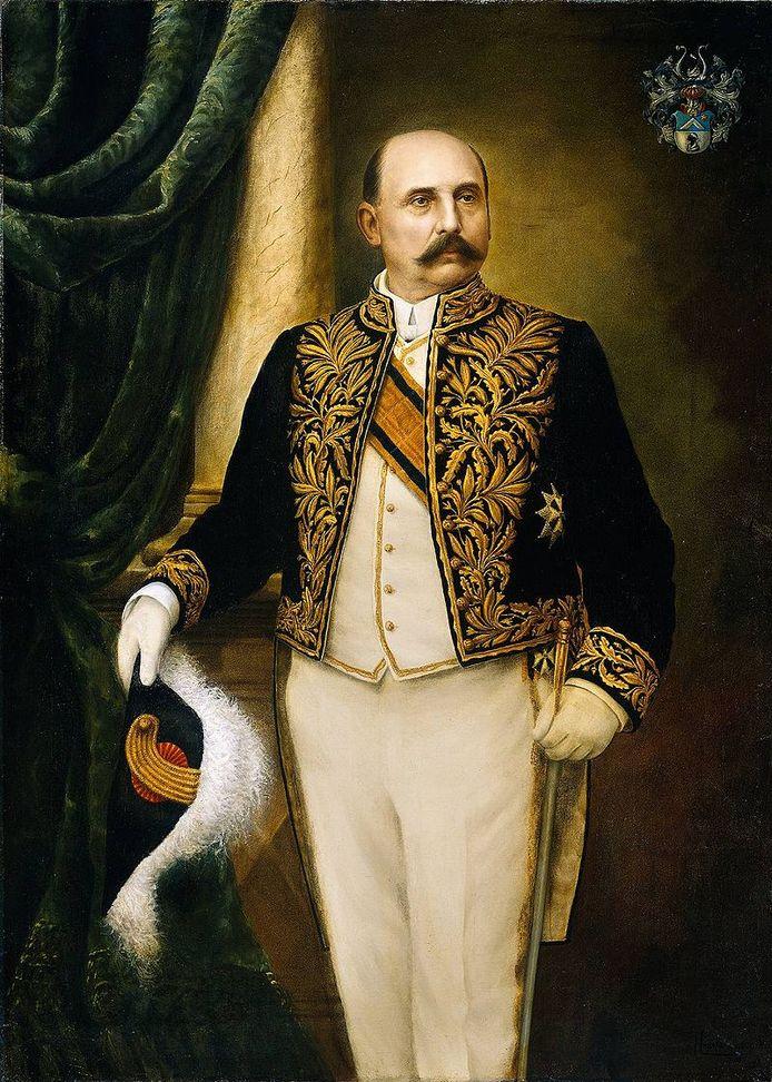 Jo van Heutsz (1851-1924).